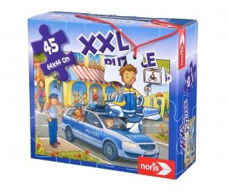 XXL Puzzle Auf Streife mit der Polizei