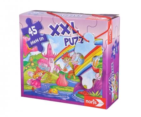 big-sized jigsaw puzzle fairy land 45 p.