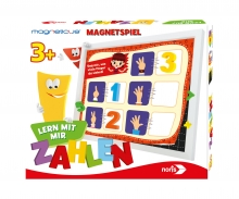 Magneticus Learning - Numbers