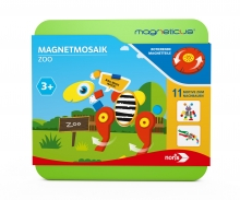 Magneticus Magnetic Mosaic - Zoo