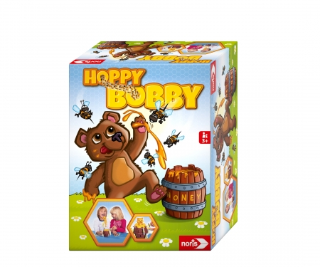 Hoppy-Bobby Action Game
