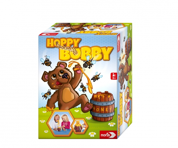 Hoppy Bobby Action Game
