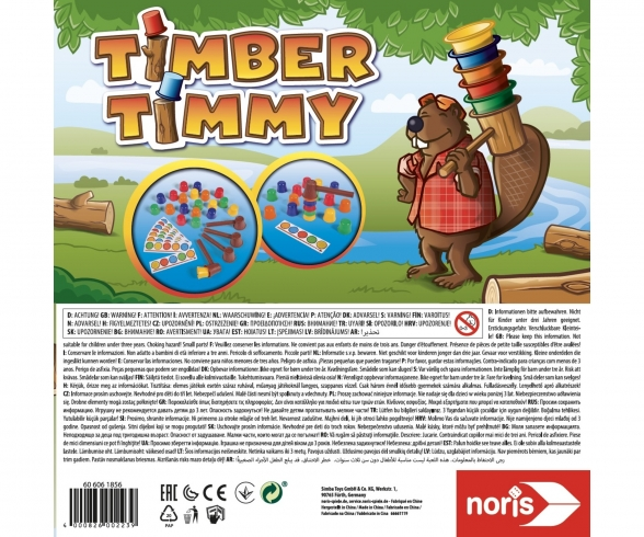 Timber Timmy