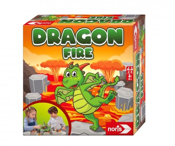 Jeu Dragon Fire