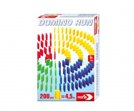 Domino Run 200 Steine