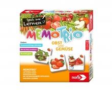 MemoTrio Fruits et légumes