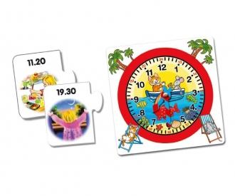 learn the clock