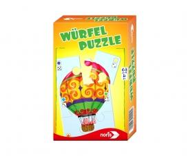 Würfelpuzzle - Mitbringspiel