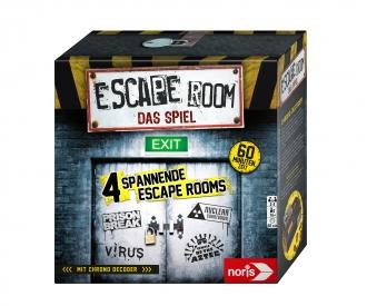 Escape Room Das Spiel