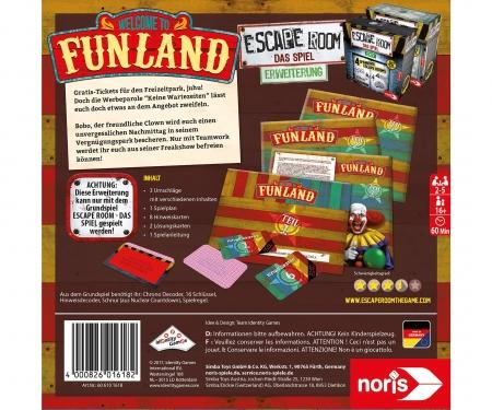 Escape Room Funland