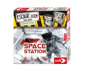 Escape Room Space Station