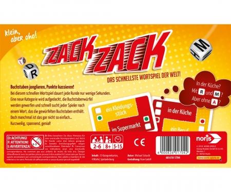 Zack Zack