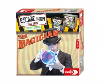 Escape Room The Magician
