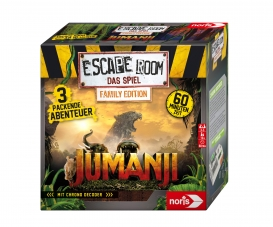 Escape Room Jumanji