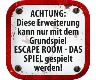 Escape Room Dawn of the Zombies