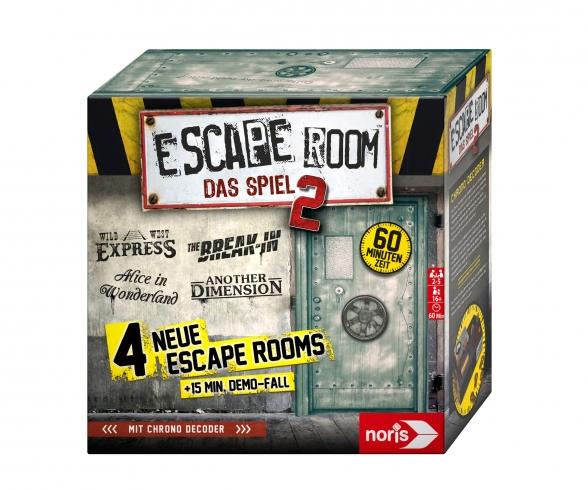 Escape Room Das Spiel 2