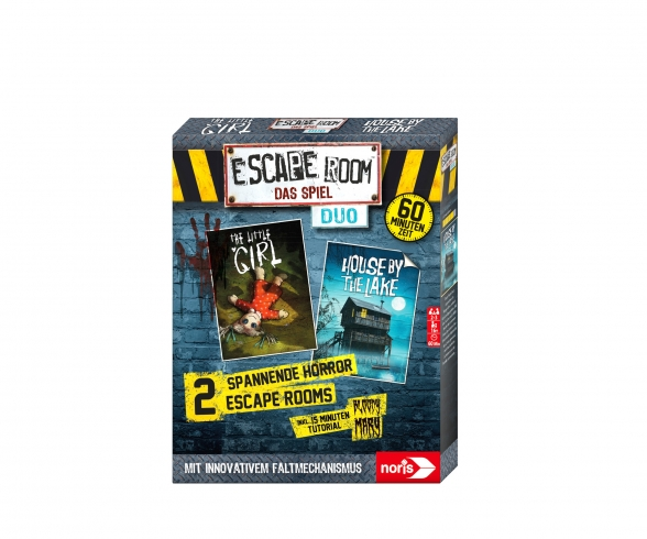 Escape Room 2 Players Horror