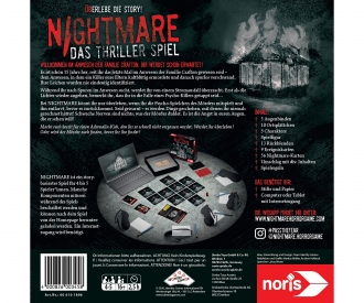 Nightmare - Das Thriller Spiel