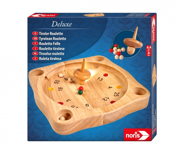 Deluxe Tyrolean Roulette