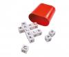 Deluxe crossword dice