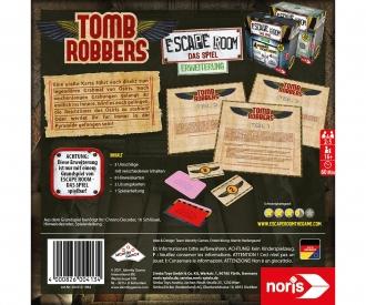 Escape Room Das Spiel Tomb Robbers