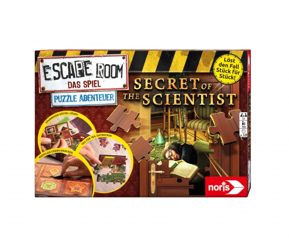 Escape Room Das Spiel Puzzle Adventures