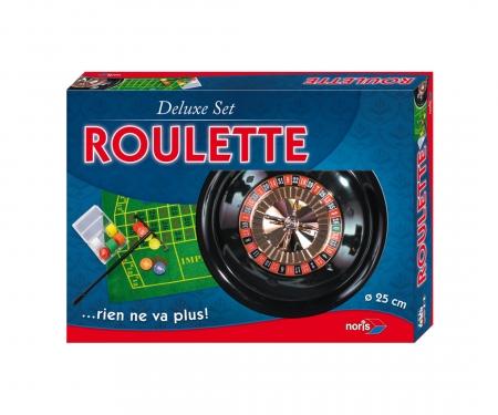 Deluxe Set - Roulette 25cm