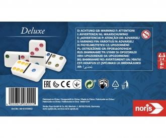 Deluxe Double 6 Domino