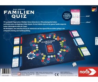 Family quiz game