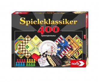 Spieleklassiker - 400 Spielmöglichkeiten