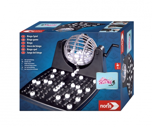 Bingo Lottery Game