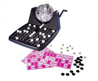Jeu De Loterie Bingo