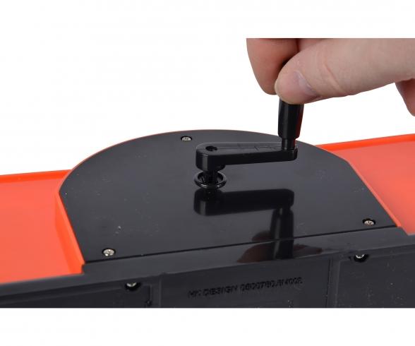 Kartenmischmaschine mechanisch