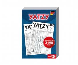 Yatzy - Spielblock