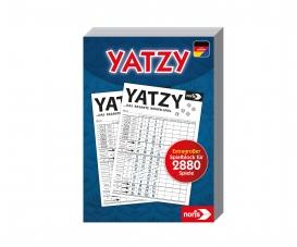 Yatzy - extra großer Spielblock