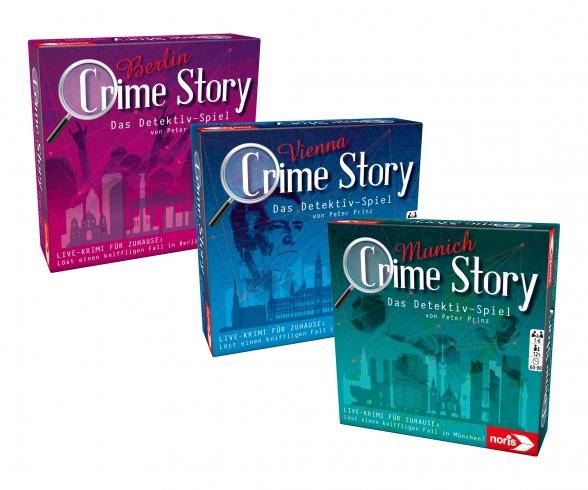 Crime Story - Vienna