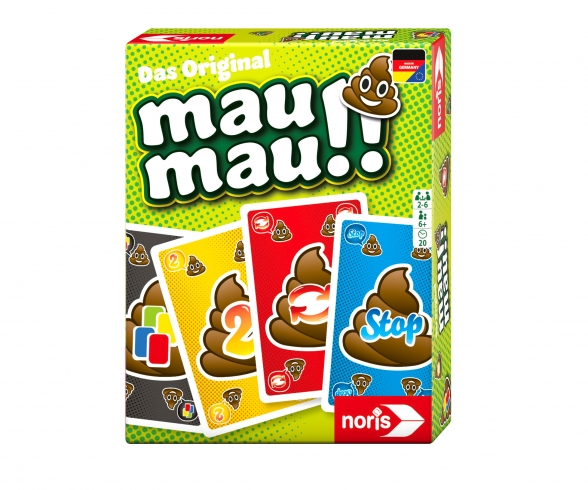 Mau Mau Pile of Poo