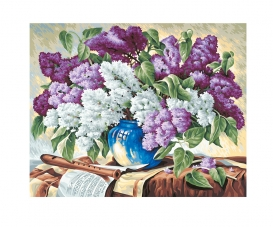 Bouguet de lilas