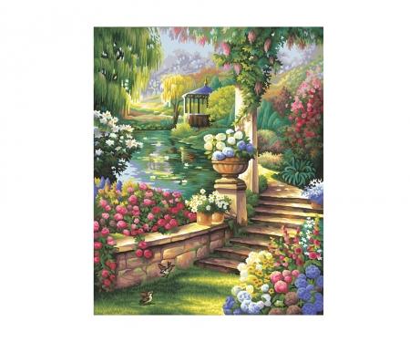 Garden paradise