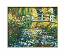 Water-Lily Pond