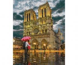 """La cathédrale """"Notre-Dame de Paris"""""""