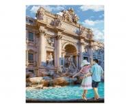 Fontana di Trevi in Rome