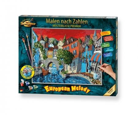 The European Melody - based on Miguel Freitas