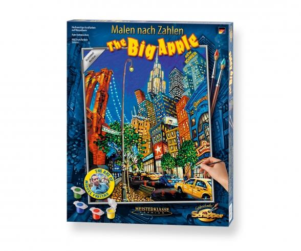 The Big Apple - based on Miguel Freitas