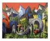 Holiday Memories - nach Miguel Freitas Malen nach Zahlen Vorlage