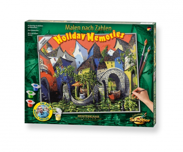 Holiday Memories - based on Miguel Freitas