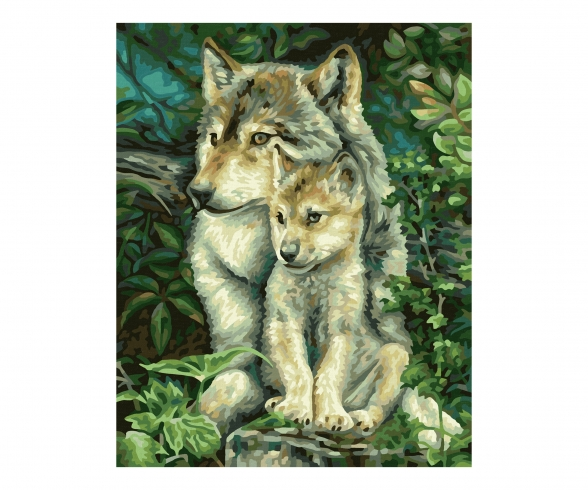 Mother Wolf