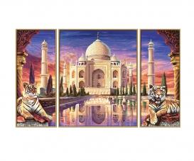Taj Mahal – Memorial d'amour éternel