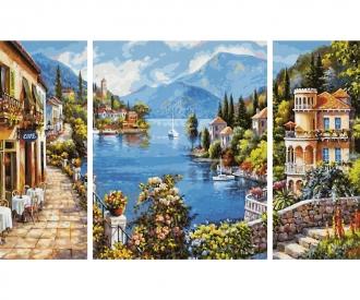 Lac romantique