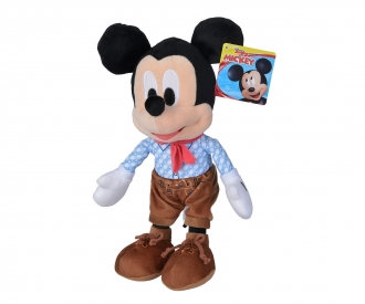 Disney Lederhosen Mickey, NEW, 25cm